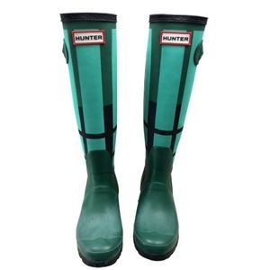 Hunter Wellington Tall Boots